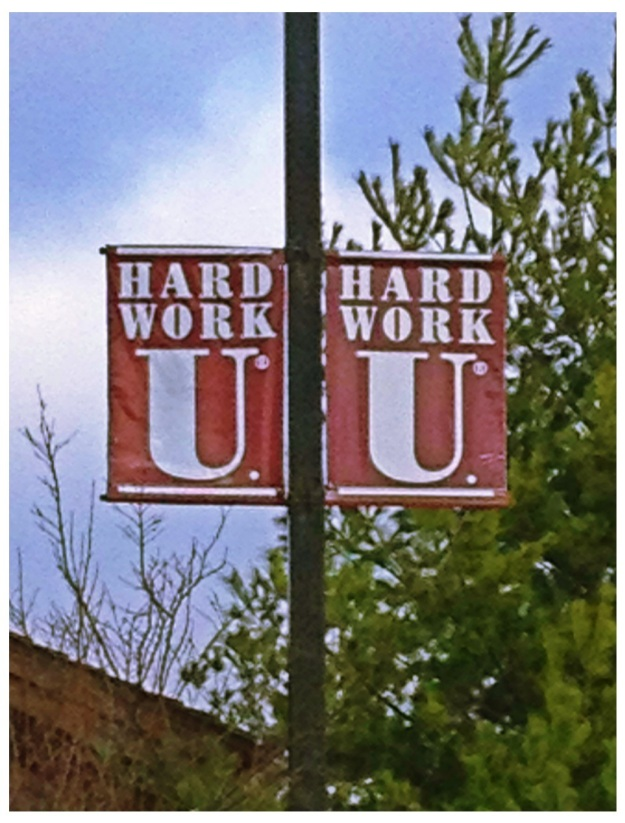 Hard Work U