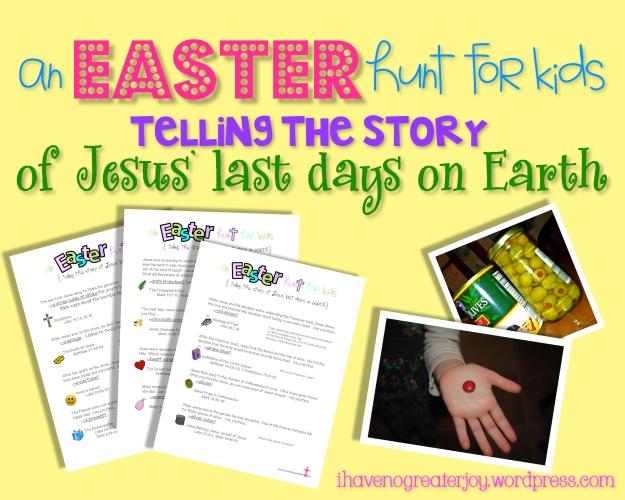 Easter Hunt 2013