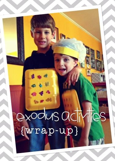 exodus wrap