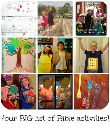 bible list widg coll