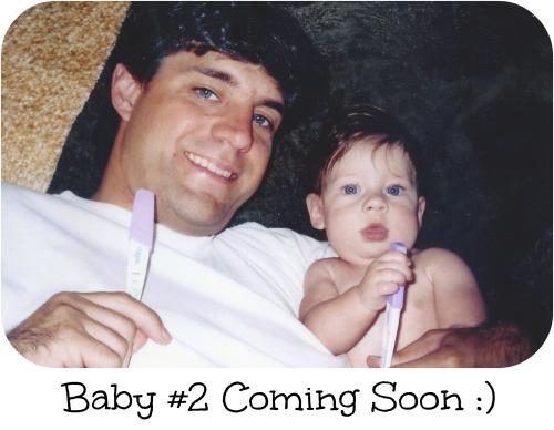 baby 2 soon