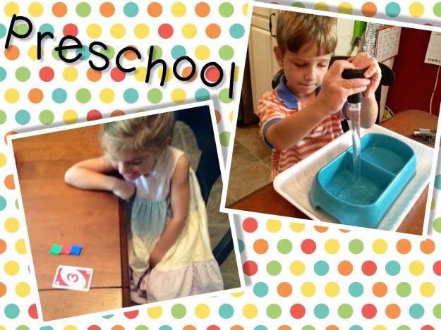 preschool dots