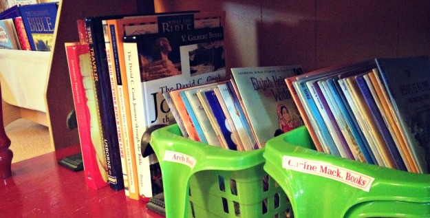 arch books