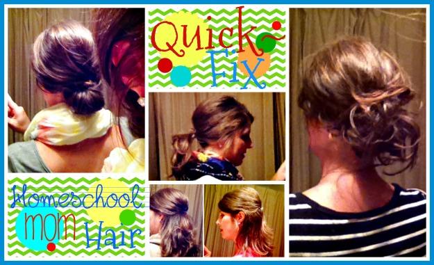 quick-fix hair